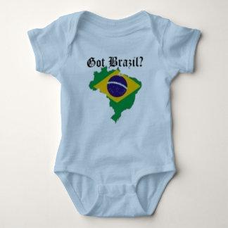 Brazillian Baby  T-Shirt(Got Brazil) Baby Bodysuit