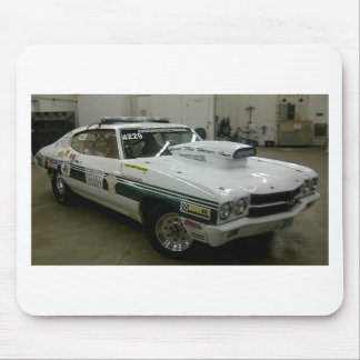 Brazoria County Sheriff s Race Car Mouse Pads