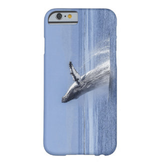 Breaching Whale Jumping Barely There iPhone 6 Case