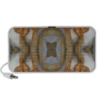 Bread abstract pattern PC speakers