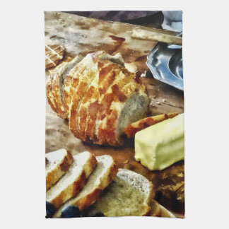Bread and Butter Kitchen Towel