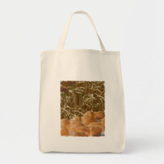 Bread Artisan Grocery Tote Bag