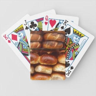 Bread Bicycle Playing Cards