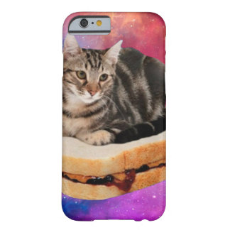 bread cat  - space cat - cats in space barely there iPhone 6 case