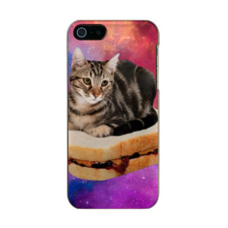 bread cat  - space cat - cats in space incipio feather® shine iPhone 5 case