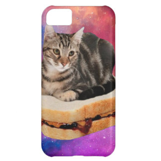 bread cat  - space cat - cats in space iPhone 5C case