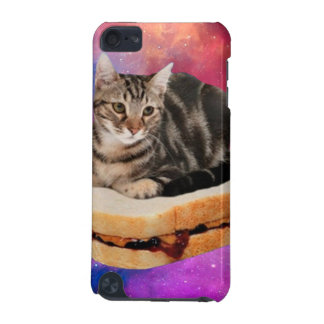 bread cat  - space cat - cats in space iPod touch 5G case