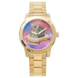 bread cat  - space cat - cats in space watch