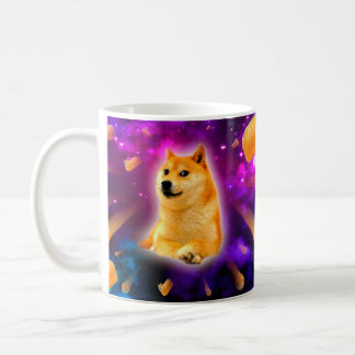 bread  - doge - shibe - space - wow doge coffee mug