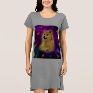 bread  - doge - shibe - space - wow doge dress