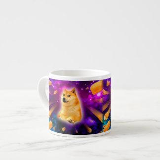 bread  - doge - shibe - space - wow doge espresso cup