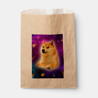 bread  - doge - shibe - space - wow doge favour bag