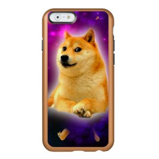 bread  - doge - shibe - space - wow doge incipio feather® shine iPhone 6 case