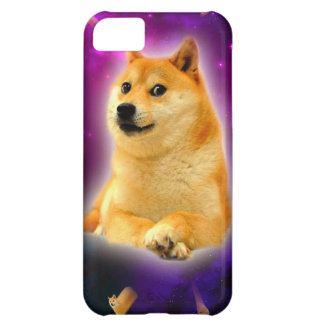 bread  - doge - shibe - space - wow doge iPhone 5C case