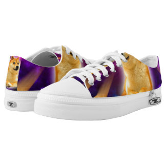bread  - doge - shibe - space - wow doge low tops