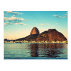 Bread of Sugar [Rio De Janeiro] Postcard