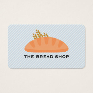 Bread Pastry Shop Business Card