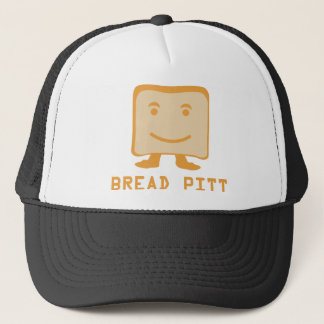 bread pitt trucker hat