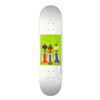 Bread & Salt Girls 21.6 Cm Skateboard Deck