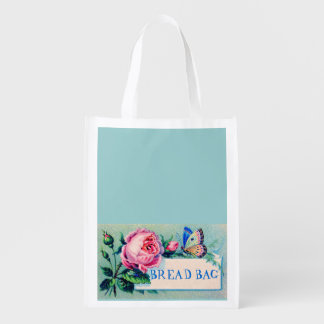 bread shopping bag,bakery shopping bag