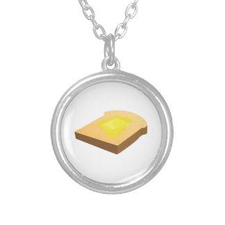 Bread Slice Necklaces