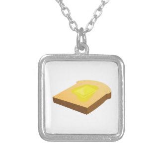 Bread Slice Pendant