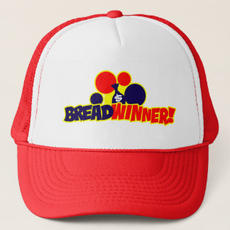 Bread Winner! Getting Money Trucker Hat