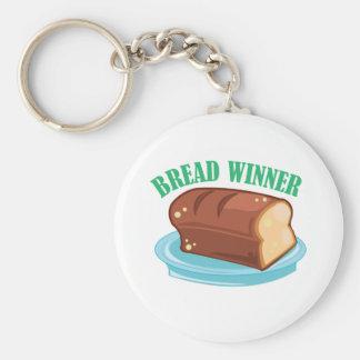 Bread Winner Key Chain