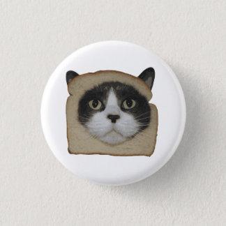 Breaded Inbread Cat Breading 3 Cm Round Badge