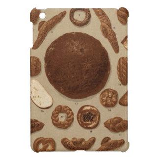 Breads and Pretzels of Prague iPad Mini Cover
