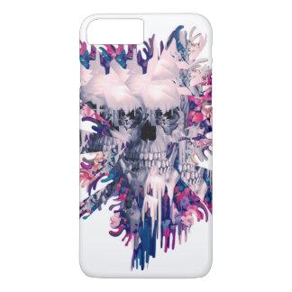Break Away Floral Skull iPhone 7 Plus Case