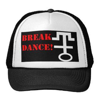 Break Dance! Cap