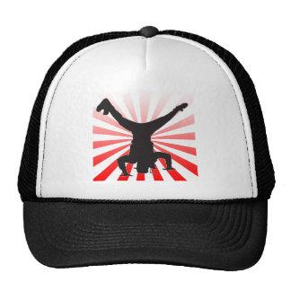 break dancing explosion cap