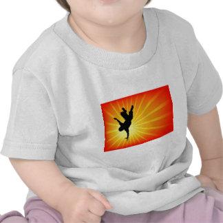 Break Dancing T-shirts