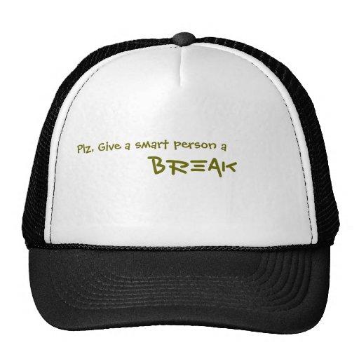 Break Mesh Hat
