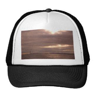 Break in the Clouds Streams of Light CricketDiane Trucker Hats