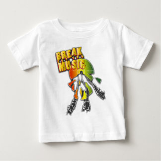 Break out the Music Tee Shirts