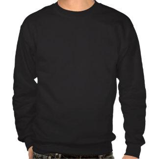 Break seal gently (white) pullover sweatshirt