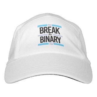 Break the Binary - -  Hat