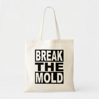 Break the Mold Tote Bag