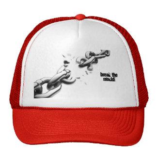 break the mould! cap