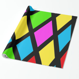 break the odds wrapping paper