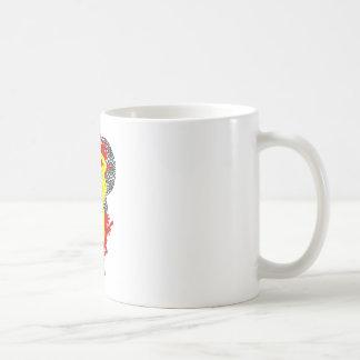 Break Through Basic White Mug
