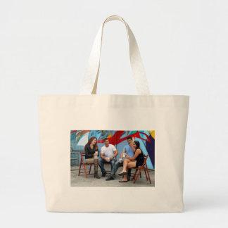 Break Time Canvas Bag
