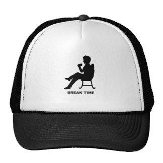Break Time Hats