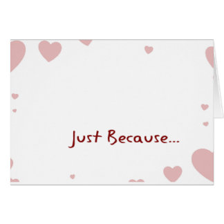 Break Up Card...I can do better Greeting Card