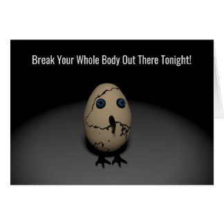 Break Your Whole Body Card