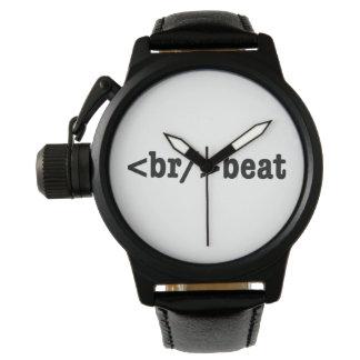 breakbeat HTML Watches