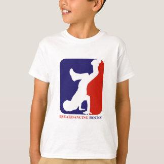 Breakdance rocks designs T-Shirt