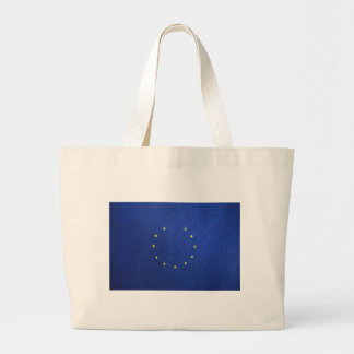 Breakdown Brexit Britain British Economy Eu Euro Large Tote Bag